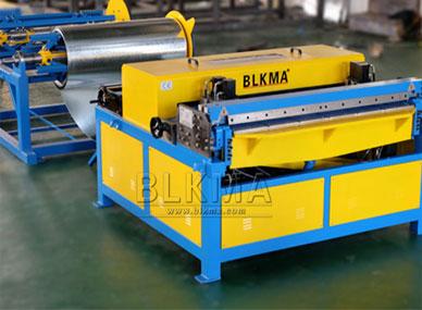 خط أنابيب السيارات BLKMA و آلة اللولب الأنبوبي delievery إلى أستراليا